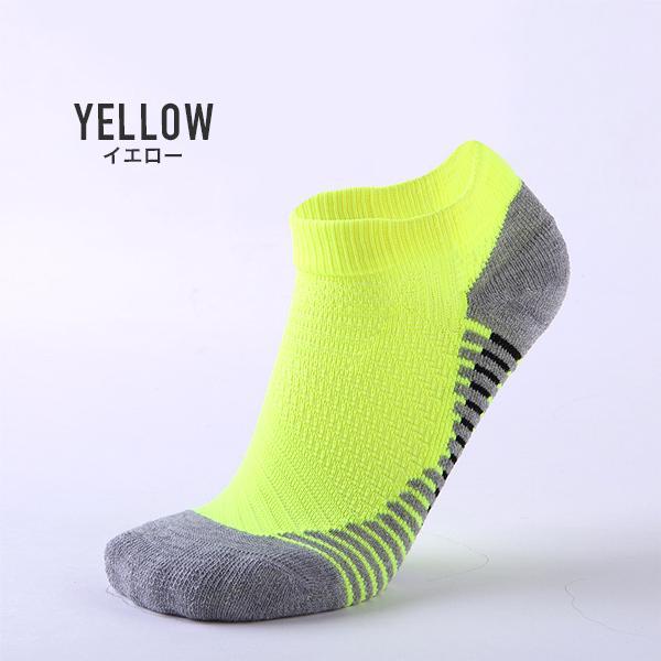 ソックス メンズ レディース 3点セット 靴下 スポーツソックス  厚手 無地 シンプル 機能性 メール便送料無料3|store-delight|09