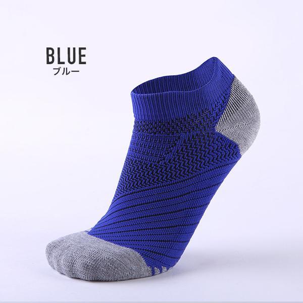 ソックス メンズ レディース 3点セット 靴下 スポーツソックス  厚手 無地 シンプル 機能性 メール便送料無料3|store-delight|10