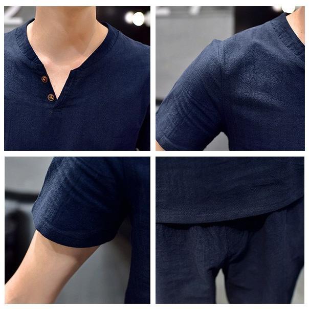 2点セットスウェットショートパンツ 上下セット ジャージ メンズ Tシャツ スエットトレーナー 春夏 メール便のみ送料無料2【予約】11/10〜20入荷予定 store-delight 12