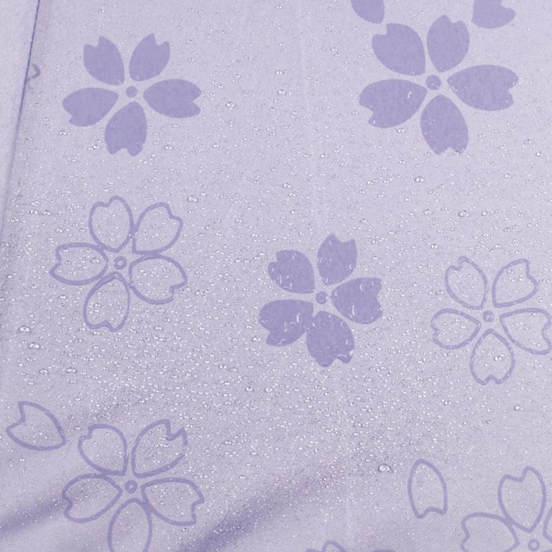 傘 レディース 長傘 ワンタッチ ジャンプ傘 大きめ 16本骨 かさ カサ 雨で桜が浮き出る傘 story-web 07