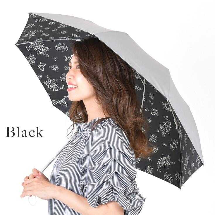 日傘 折りたたみ レディース 晴雨兼用 UVカット率99%以上 遮光率99%以上 UPF50+ 遮熱|story-web|02