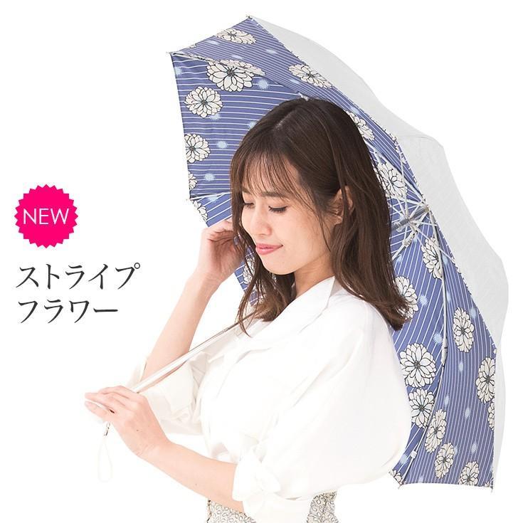 日傘 折りたたみ レディース 晴雨兼用 UVカット率99%以上 遮光率99%以上 UPF50+ 遮熱|story-web|14