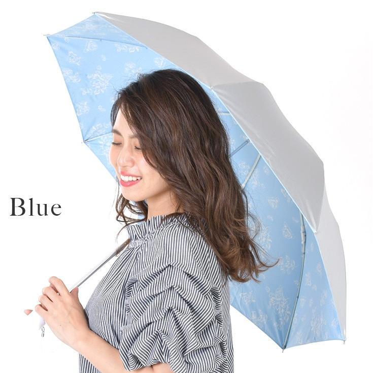 日傘 折りたたみ レディース 晴雨兼用 UVカット率99%以上 遮光率99%以上 UPF50+ 遮熱|story-web|03