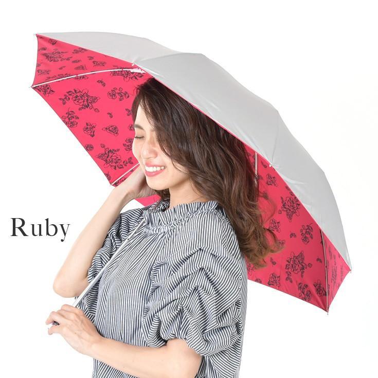 日傘 折りたたみ レディース 晴雨兼用 UVカット率99%以上 遮光率99%以上 UPF50+ 遮熱|story-web|05