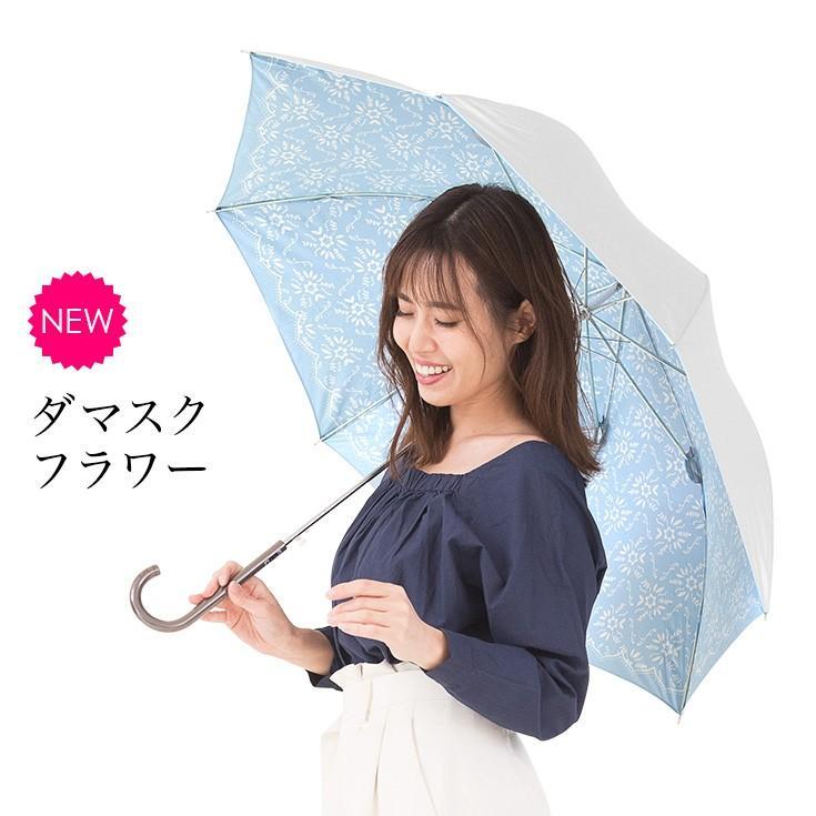 日傘 レディース 長傘 晴雨兼用 UVカット率99%以上 遮光率99%以上 遮熱 大きい|story-web|16