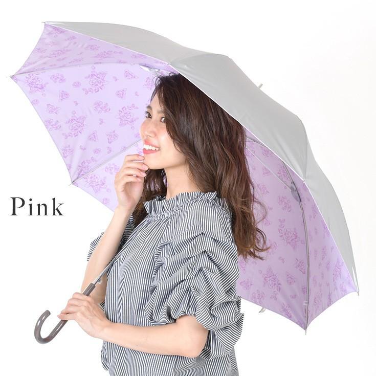 日傘 レディース 長傘 晴雨兼用 UVカット率99%以上 遮光率99%以上 遮熱 大きい|story-web|04