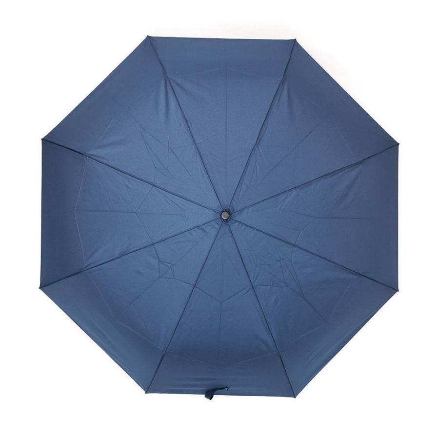 折りたたみ傘 メンズ 自動開閉 大きい 風に強い 耐風 ワンタッチ 65cm|story-web|07
