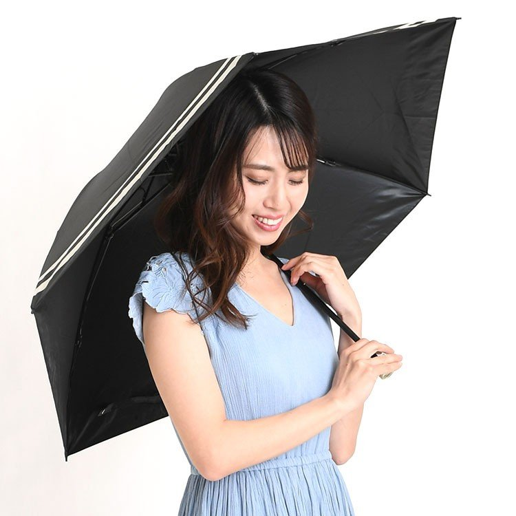 日傘 完全遮光 折りたたみ レディース おしゃれ 晴雨兼用|story-web|05