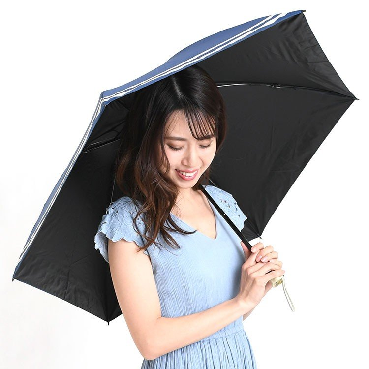 日傘 完全遮光 折りたたみ レディース おしゃれ 晴雨兼用|story-web|07