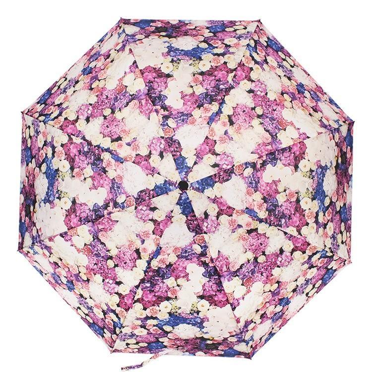 送料無料 折りたたみ傘 レディース 傘 軽量 かわいい グラスファイバー 花柄|story-web|07