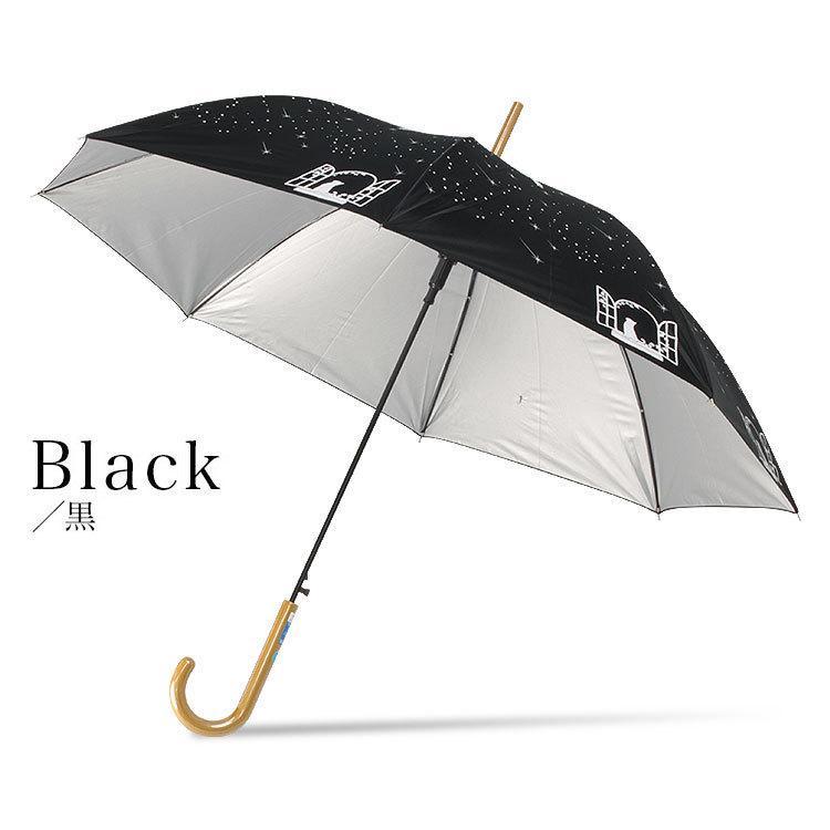 日傘 傘 レディース 猫 ネコ 晴雨兼用 UVカット99%以上 かわいい 遮熱|story-web|05