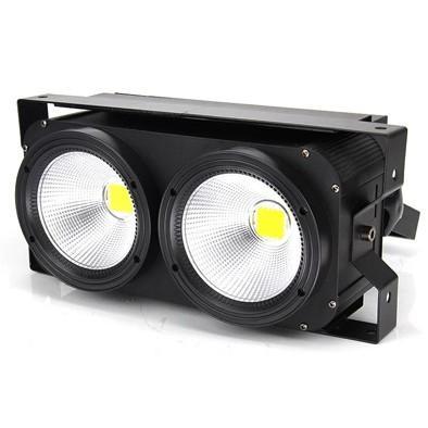 LEDCOB2×100W ☆2in1☆ WARM3200K/COOL6500K/ ブラインダー&ストロボライト舞台照明業務用 ブラインダー&ストロボライト舞台照明業務用 ブラインダー&ストロボライト舞台照明業務用 1c9