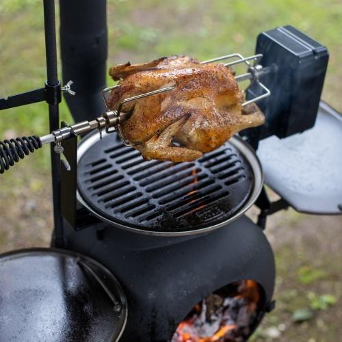 ロティサリー単品 / ファイヤーサイド Ozpig オージーピッグ アウトドア キャンプ / 薪ストーブアクセサリー|stove