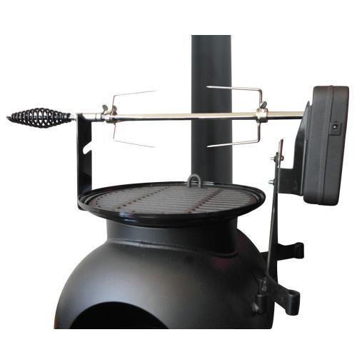 ロティサリー単品 / ファイヤーサイド Ozpig オージーピッグ アウトドア キャンプ / 薪ストーブアクセサリー|stove|02