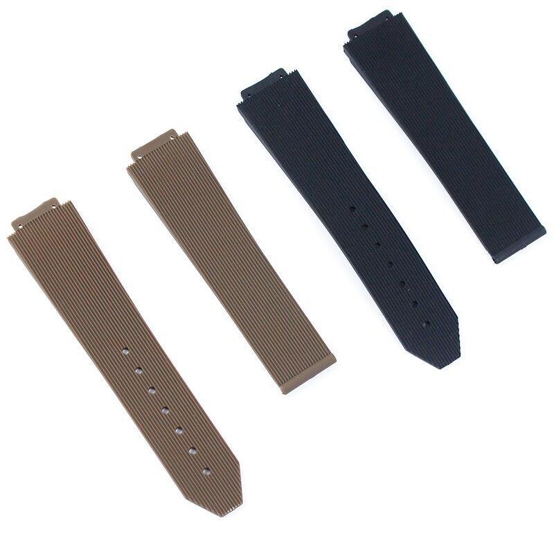 ウブロ Hublot用 互換ベルト 21x15mm シリコン ラバーバンド バックルなし|strap24store|05