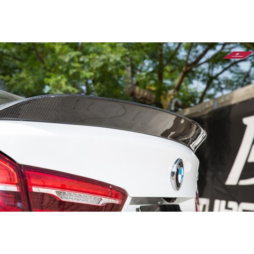 BMW X6 F16 F86 X6 M 用 3DD タイプ カーボン トランクスポイラー リアスポイラー リア