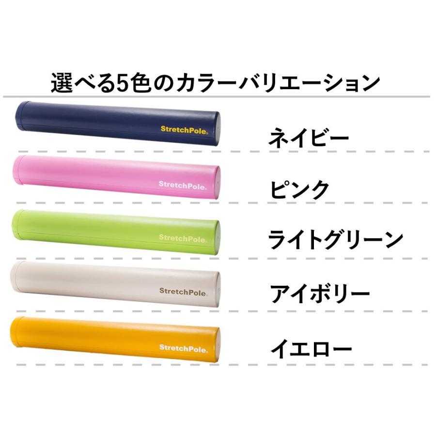 ストレッチポールEX(ネイビー)株式会社LPN stretchpole 02