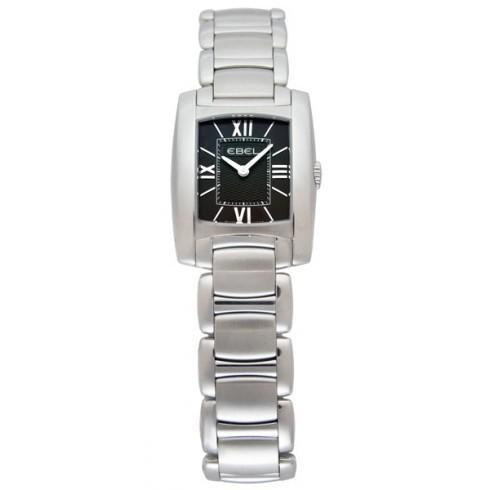 【正規販売店】 Ebel/エベル レディース 腕時計 Brasilia Steel Steel Black レディース レディース Watch Watch 1215665, うますごマーケット:81013144 --- airmodconsu.dominiotemporario.com