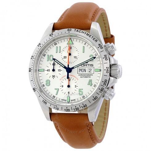 独特な Fortis/フォルティス メンズ メンズ 腕時計 Classic Cosmonauts 自動巻き クロノグラフ Watch 自動巻き メンズ Watch 401.21.12 L.28, 東京家具:98086ec2 --- airmodconsu.dominiotemporario.com