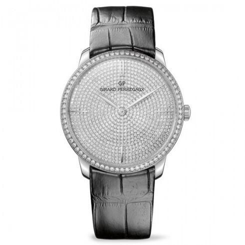 【本物保証】 Girard Perregaux Watch/ジラール 49525D53A1B1-BK6A・ペルゴ メンズ 腕時計 1966 自動巻き 自動巻き メンズ Watch 49525D53A1B1-BK6A, トコログン:2707c680 --- airmodconsu.dominiotemporario.com