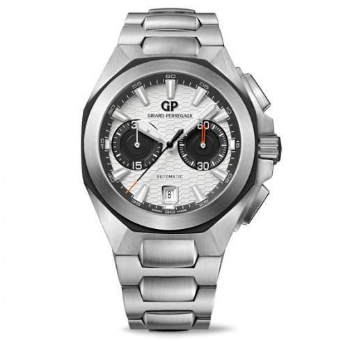 新品?正規品  Girard Perregaux 49970-11-133-11A/ジラール・ペルゴ Girard メンズ 自動巻き 腕時計 Hawk クロノグラフ 自動巻き メンズ Watch 49970-11-133-11A, 100%本物:d460783d --- airmodconsu.dominiotemporario.com