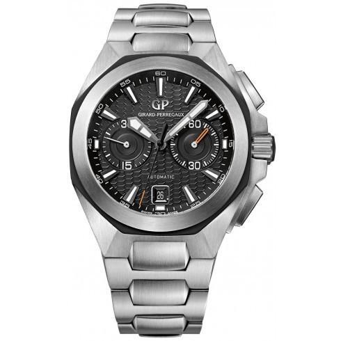 【期間限定】 Girard Perregaux Girard/ジラール メンズ・ペルゴ メンズ 腕時計 Hawk クロノグラフ 自動巻き 49970-11-231-11A メンズ Watch 49970-11-231-11A, 最高:459e8ba3 --- airmodconsu.dominiotemporario.com