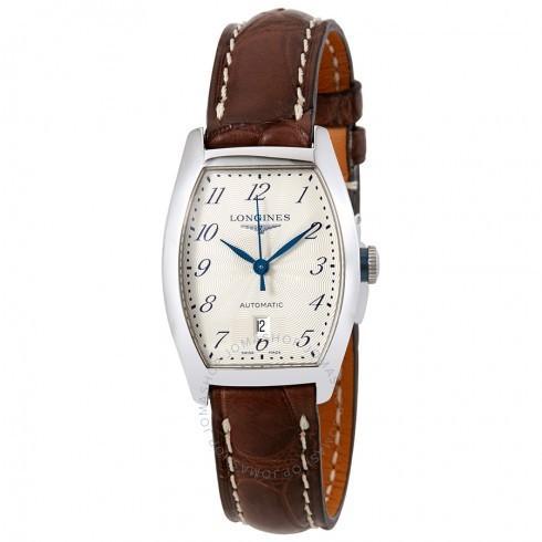 お見舞い Longines/ロンジン レディース 腕時計 Evidenza 自動巻き White Watch Dial Dial Evidenza レディース Watch L21424734, スマホアクセサリー:c54261c6 --- airmodconsu.dominiotemporario.com