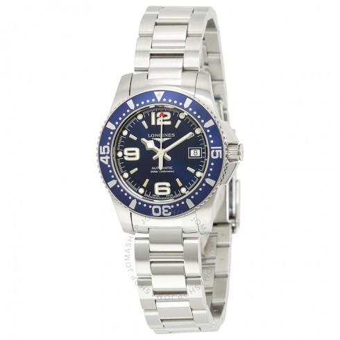 【税込?送料無料】 Longines/ロンジン レディース L32844966 レディース 腕時計 HydroConquest 自動巻き Blue Dial Watch レディース Watch L32844966, ブランドバリュー:f6a4a071 --- airmodconsu.dominiotemporario.com