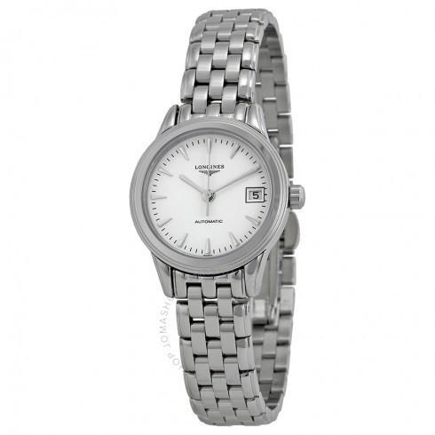 国内発送 Longines/ロンジン レディース 腕時計 Les Grandes Grandes Classiques Flagship レディース Classiques Flagship Watch L4.274.4.12.6, たらいうどん 山のせ:07167192 --- airmodconsu.dominiotemporario.com