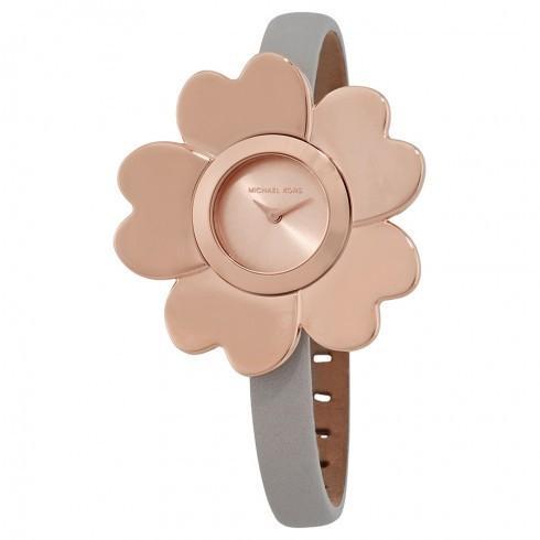憧れの Michael Kors/マイケルコース レディース 腕時計 Mena Rose ゴールド-tone Dial Flower レディース Watch MK2665, アミラトーレ世界の逸品 aa96a15e