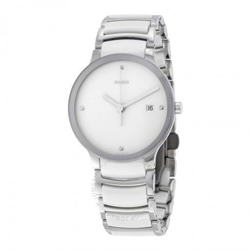 爆買い! Rado Watch/ラドー レディース 腕時計 Centrix シルバー Jubile シルバー Dial Dial クオーツ レディース Watch R30927722, つるや質店:45428874 --- airmodconsu.dominiotemporario.com