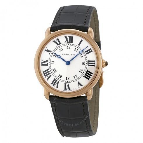 【2019 新作】 Cartier/カルティエ メンズ 腕時計 Ronde Louis Cartier メンズ Watch W6800251, e-バザール 18e47187
