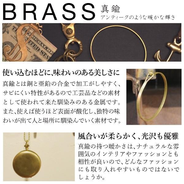 青羽根柄 真鍮 バングル 和柄ブレスレット|studio-ichi|03