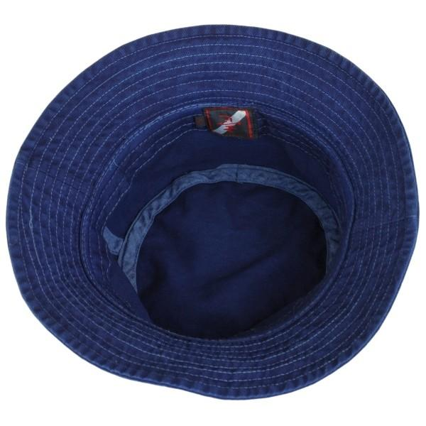 藍染め バケットハット インディゴ hat 帽子 2サイズ ギフト studio-ichi 04