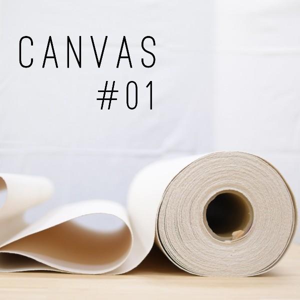 1号帆布 キャンバス生地 きなり canvas 超極厚 一級帆布 国産 倉敷 帆布 最高級 最高品質 超極厚 コットン 綿|studio-ichi