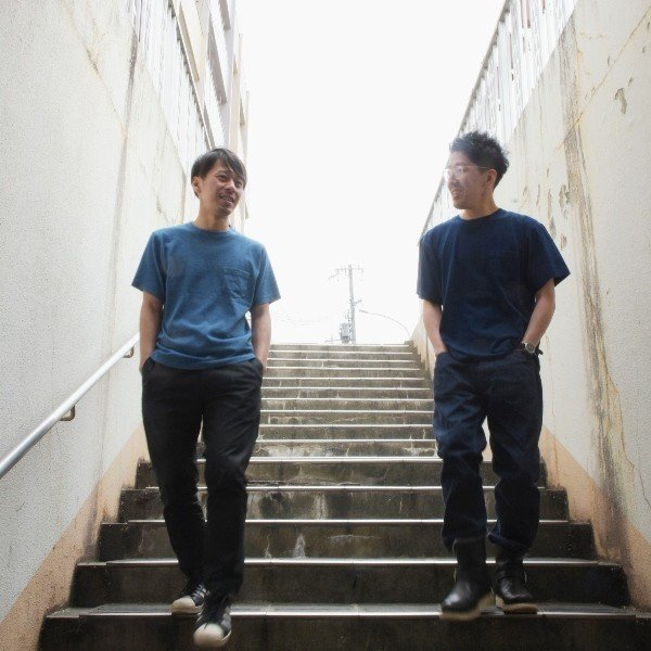ポケットTシャツ インディゴ 半袖 Tシャツ ポケット付 デニム ウォッシュ メンズ|studio-ichi|05