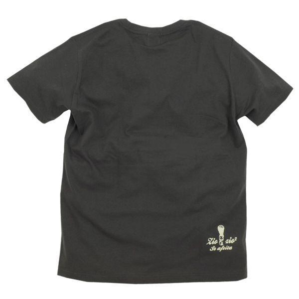 メンズ Tシャツ 半袖 ハサミ 美容師 ZIOZIO 鋏 道具|studio-ichi|02