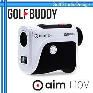 GOLF BUDDY aim L10V レーザー距離計 (音声案内機能付き)