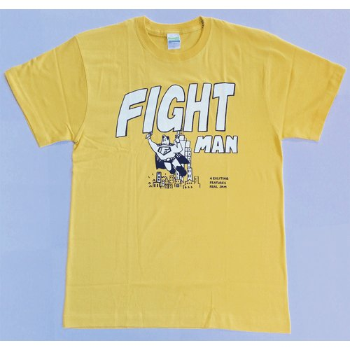 SALE 半袖 Tシャツ デザイン プリント オリジナル メール便可 FIGHT MAN「バナナ」 studiojam 02