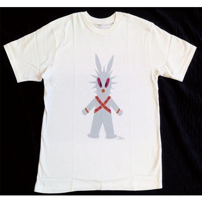 半袖 Tシャツ デザイン プリント オリジナル メール便可 MOON WARS「ホワイト」 studiojam 02