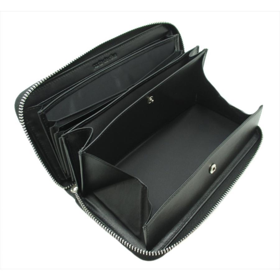 ギャルソンウォレット  長財布 ラウンドファスナー 多機能 ギャルソン財布 大容量 ボックス 小銭入れ style-plus 08