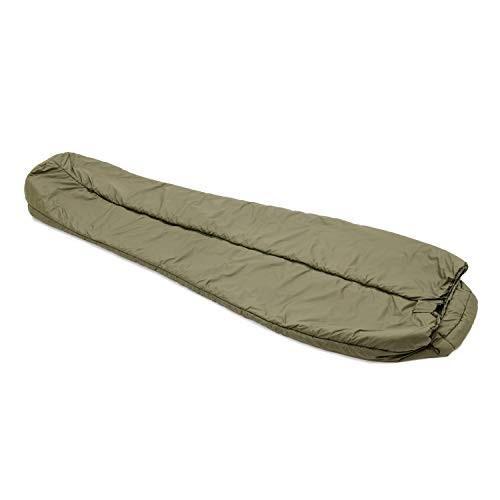 Snugpak(スナグパック) 寝袋 スペシャル フォース1 センタージップ オリーブ UKモデル 快適使用温度5度 (日本正規品)