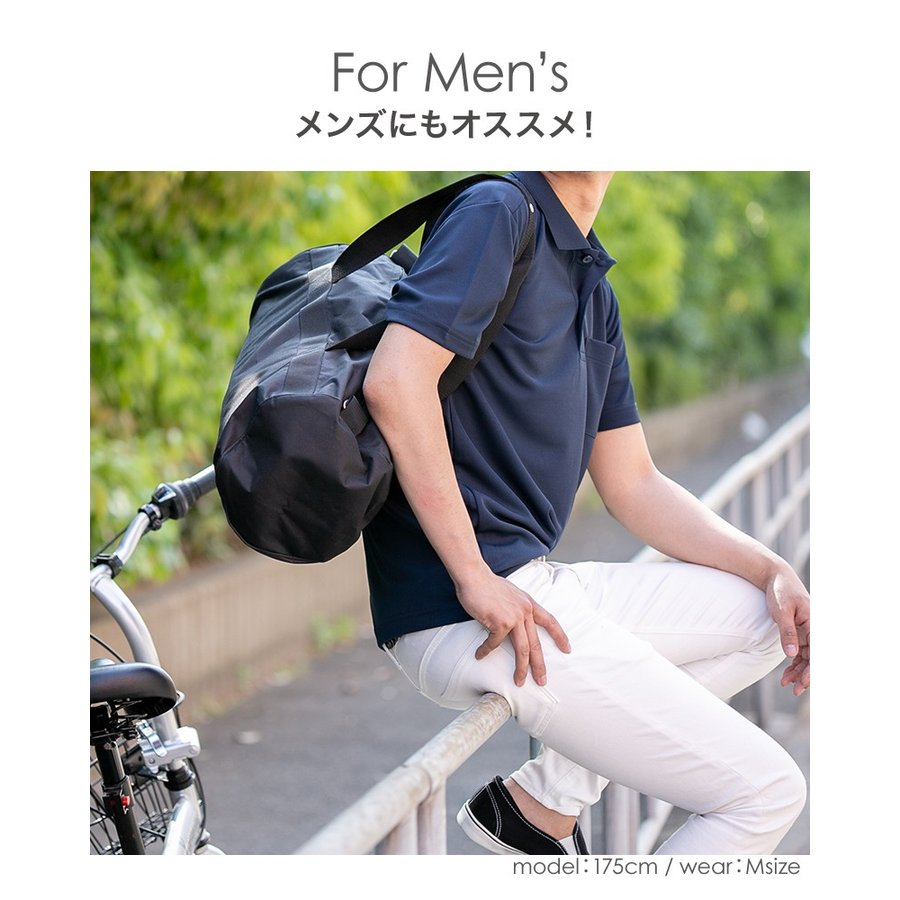 ポロシャツ レディース (ユニセックス) かわいい 半袖 ドライ ポケット 介護 ゴルフ ネイビー 白 黒 制服 仕事 メンズ 吸汗 速乾|styleequal|14