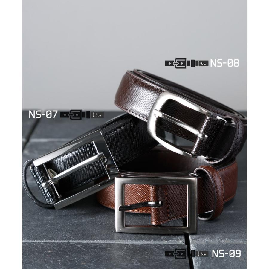 ベルト メンズ レザー 牛革ベルト 本革ベルト カジュアルベルト 紳士ベルト ゴルフベルト|styleequal|09
