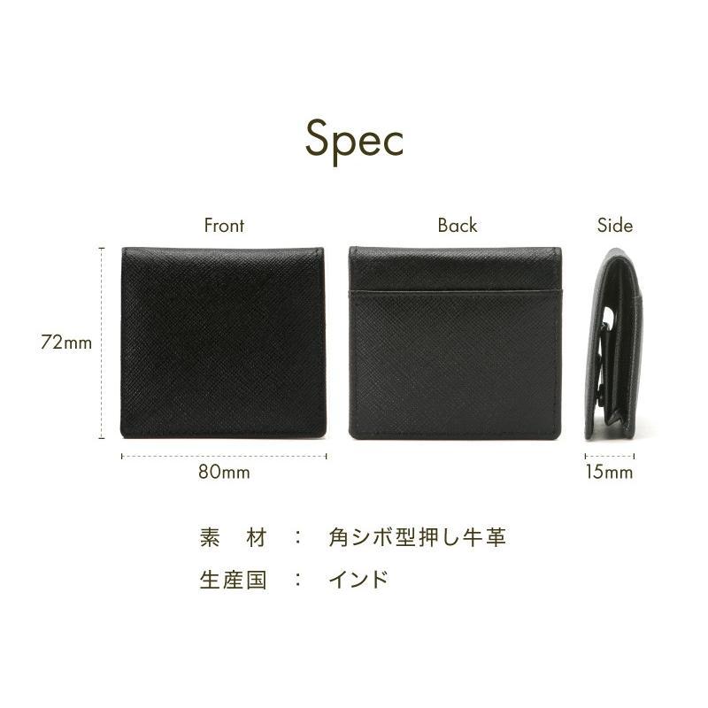 小銭入れ コインケース メンズ レディース 革 かわいい おしゃれ 小さい コンパクト 出しやすい スナップボタン styleequal 20