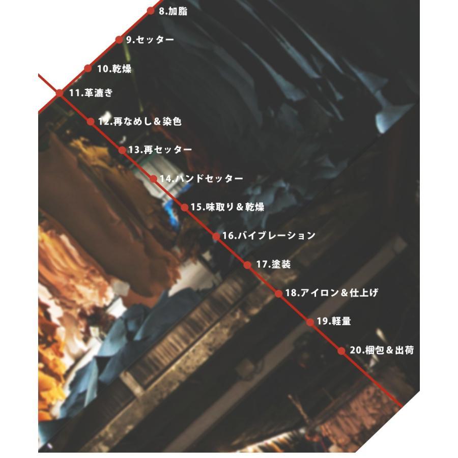 ベルト 栃木レザー リング メンズ レディース リングベルト 本革 天然素材 タンニング ぬめ革|styleequal|04