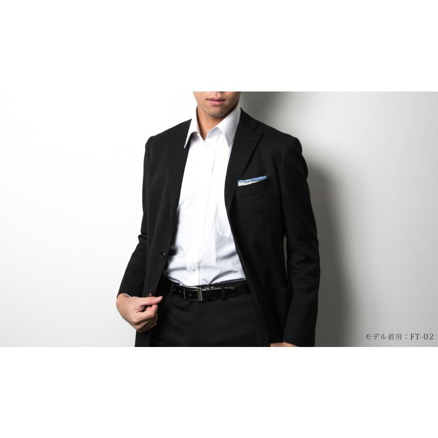 ベルト ビジネス メンズ ビジネスベルト 牛革 レザー ブラック 黒 おしゃれ|styleequal|17