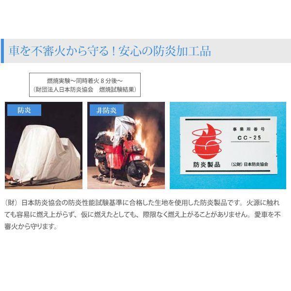 【送料無料※沖縄除く】 オクトプラス 自動車用ボディーカバー アラデン SBP-RX-7-B 防炎厚地 日本製 RX-7専用タイプ