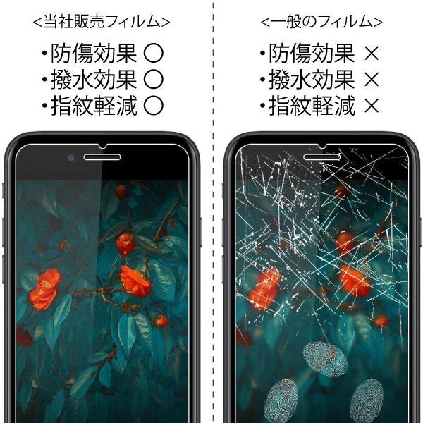 iPhone 保護フィルム アイフォン ガラスフィルム ブルーライトカット iPhone12 / 12Pro / SE2 / 8 / 7 / 6s / 6 / 11 / XR / 11Pro / XS / X stylemartnet 08
