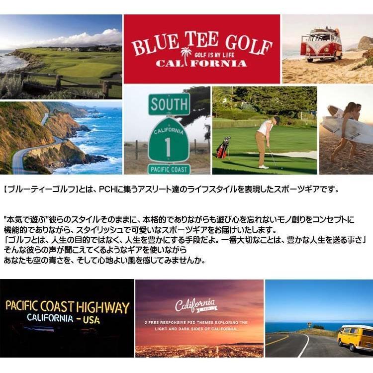 BLUE TEE GOLF ブルーティーゴルフ ピンボール &スマイル アイアンカバー 全2色 styleon 03